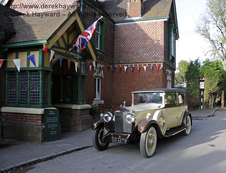 Rolls Royce Owners Club, Horsted Keynes, 05.10.2014  11672