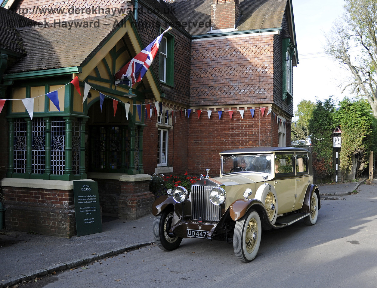 Rolls Royce Owners Club, Horsted Keynes, 05.10.2014  11672