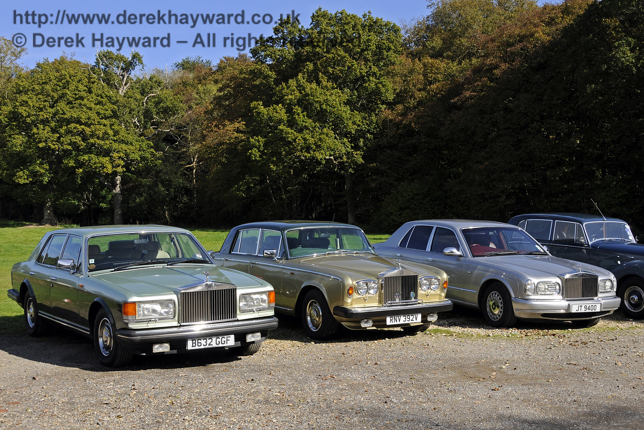 Rolls Royce Owners Club, Horsted Keynes, 05.10.2014  11629