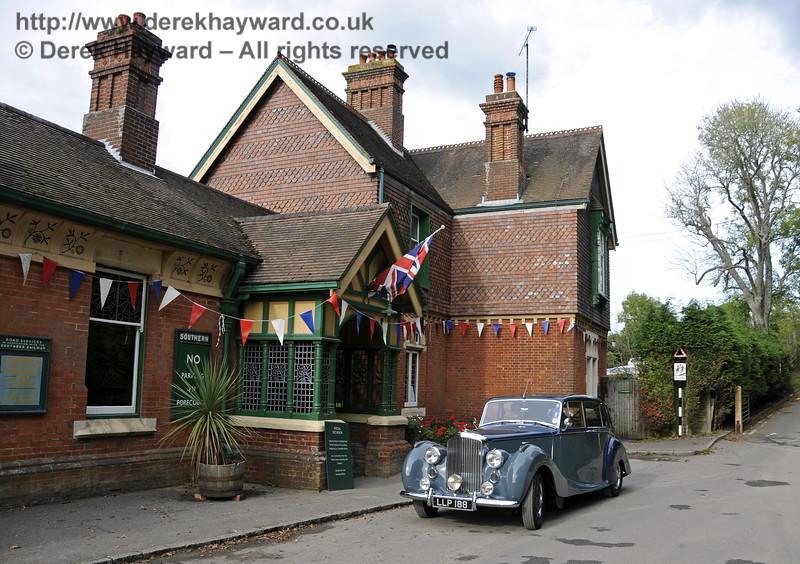 Rolls Royce Owners Club, Horsted Keynes, 05.10.2014  11638