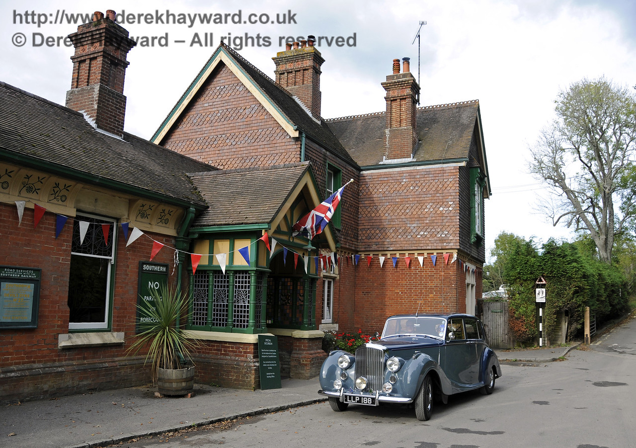 Rolls Royce Owners Club, Horsted Keynes, 05.10.2014  11638