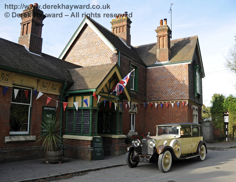 Rolls Royce Owners Club, Horsted Keynes, 05.10.2014  11669