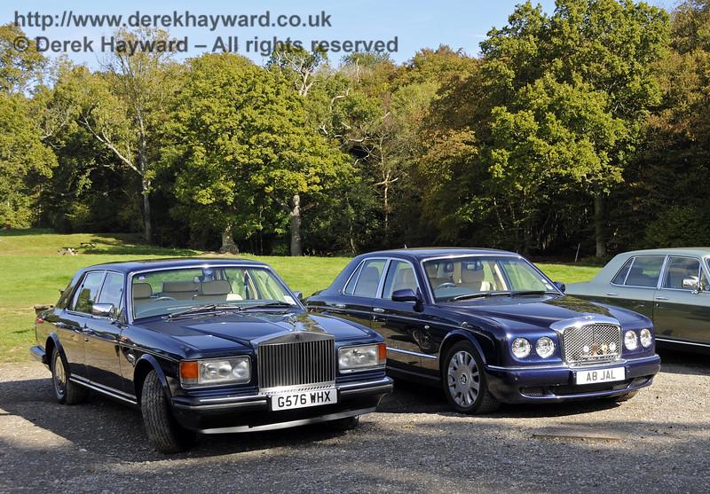 Rolls Royce Owners Club, Horsted Keynes, 05.10.2014  11628