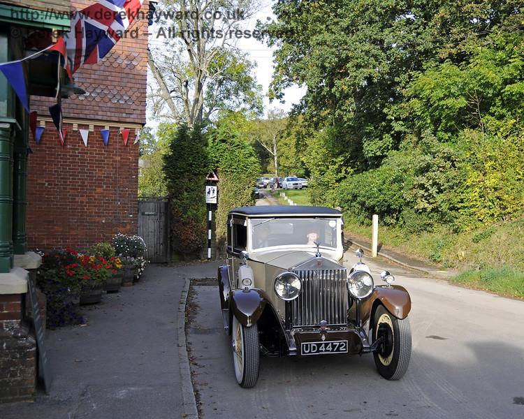 Rolls Royce Owners Club, Horsted Keynes, 05.10.2014  11673