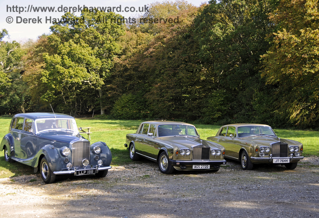 Rolls Royce Owners Club, Horsted Keynes, 05.10.2014  11630