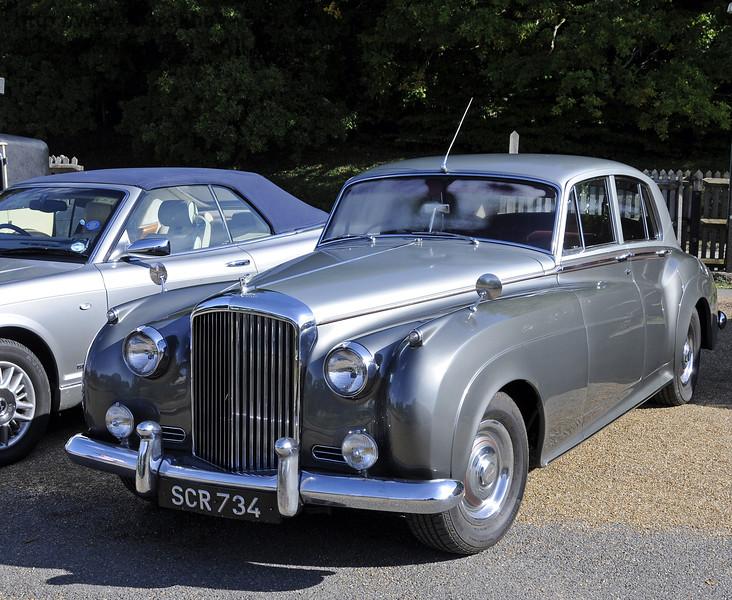 Rolls Royce Owners Club, Horsted Keynes, 05.10.2014  11617