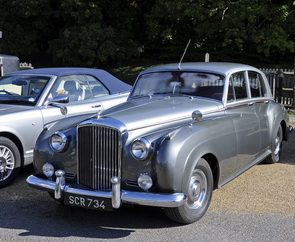 Rolls Royce Owners Club, Horsted Keynes, 05.10.2014  11617