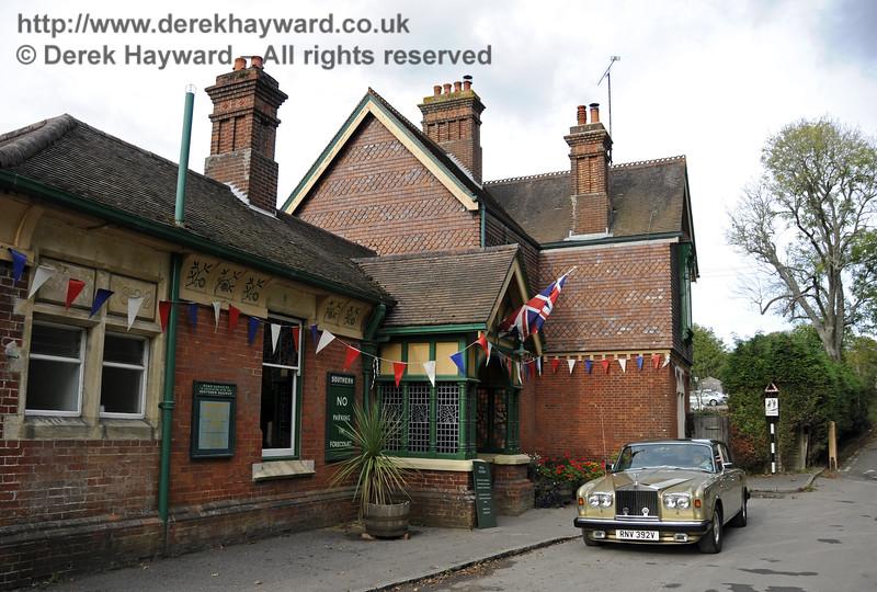 Rolls Royce Owners Club, Horsted Keynes, 05.10.2014  11642