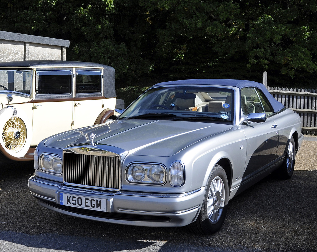 Rolls Royce Owners Club, Horsted Keynes, 05.10.2014  11618