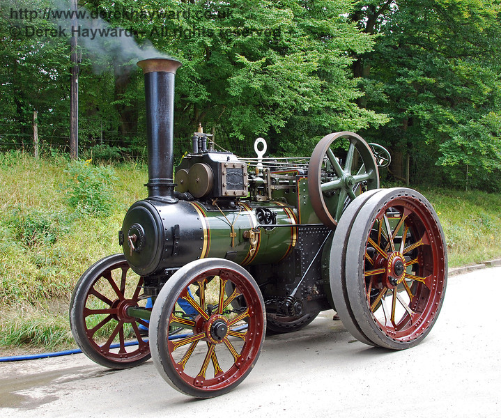 Traction engine 160808 52 E