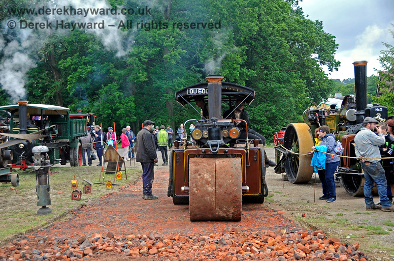 Road meets Rail, Horsted Keynes, 16.06.2019 19338