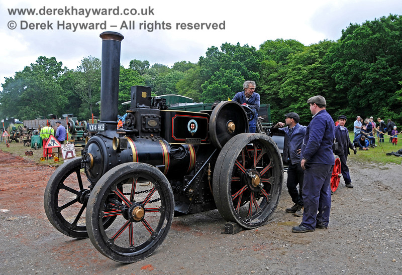 Road meets Rail, Horsted Keynes, 16.06.2019 19403