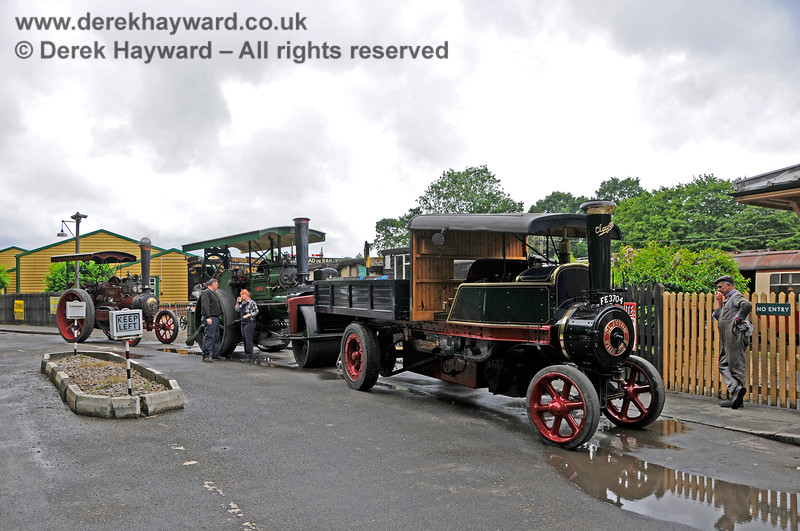 Road meets Rail, Horsted Keynes, 16.06.2019 19317
