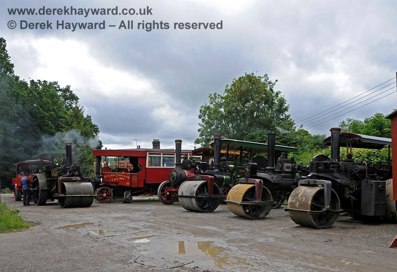 Road meets Rail, Horsted Keynes, 16.06.2019 19393