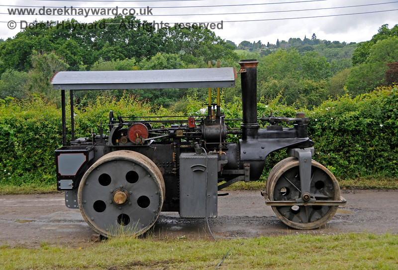 Road meets Rail, Horsted Keynes, 16.06.2019 19345