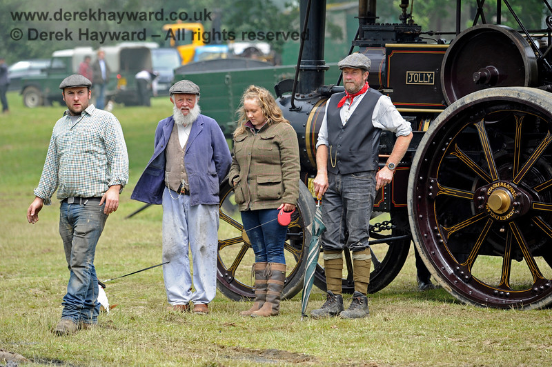 Road meets Rail, Horsted Keynes, 16.06.2019 17086