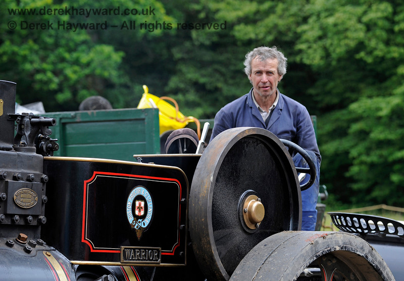 Road meets Rail, Horsted Keynes, 16.06.2019 17097