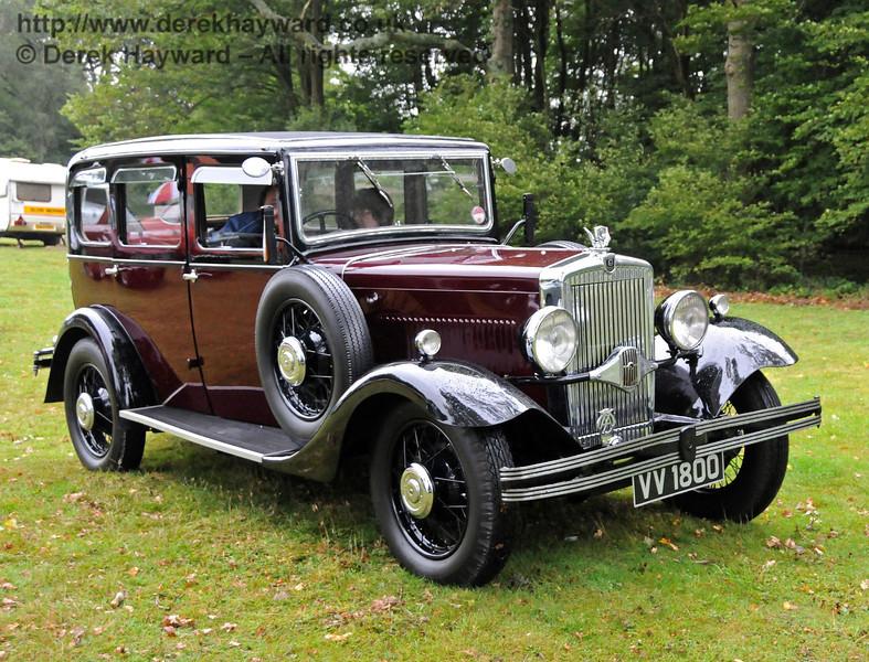 VV1800. Horsted Keynes 21.08.2010  4148