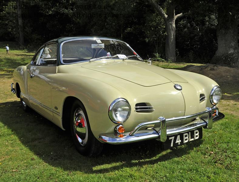 Vintage car HK 130811 2396 E