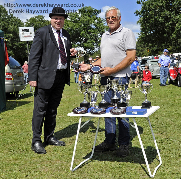 Presentation Stationary Engine Ian Sampson 1935 Lister Water Pump Brighton Cup 140811 2643 E
