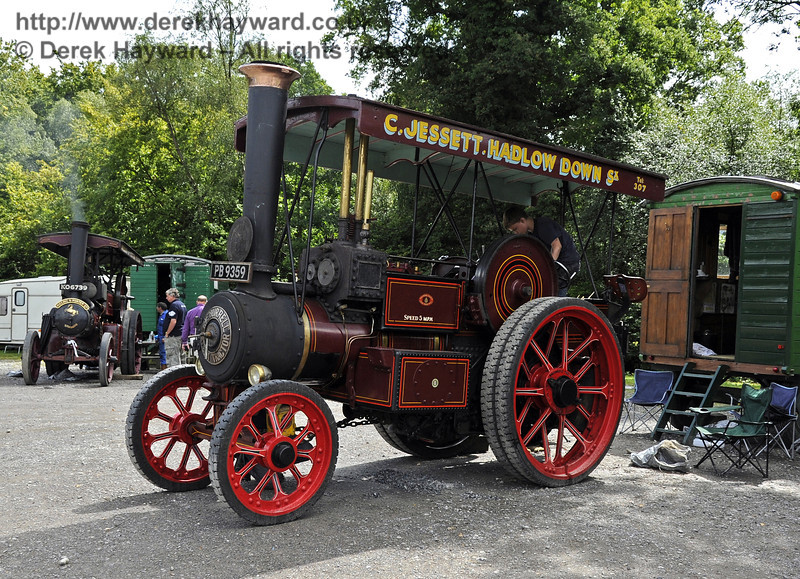 Traction engine 130811 2403 E