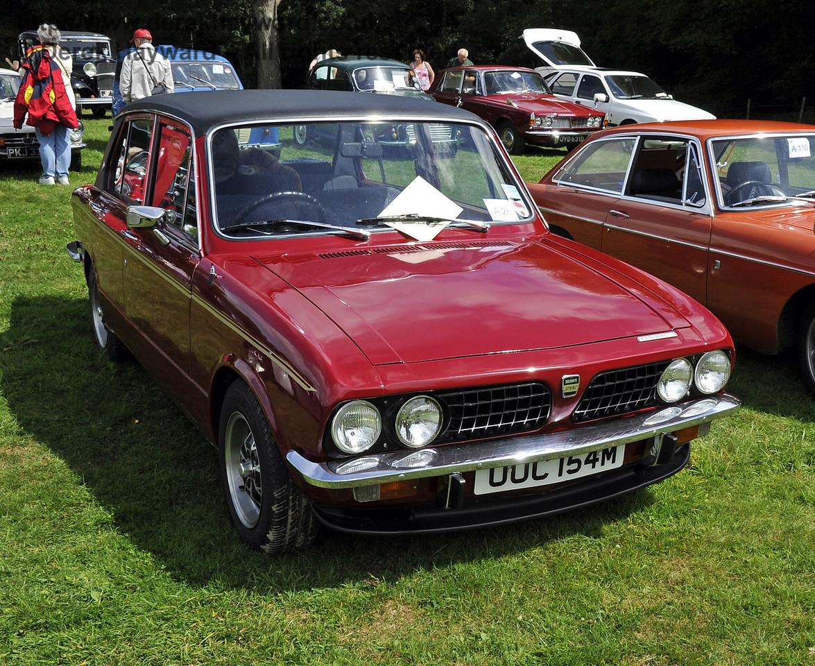 Vintage car HK 130811 2399 E