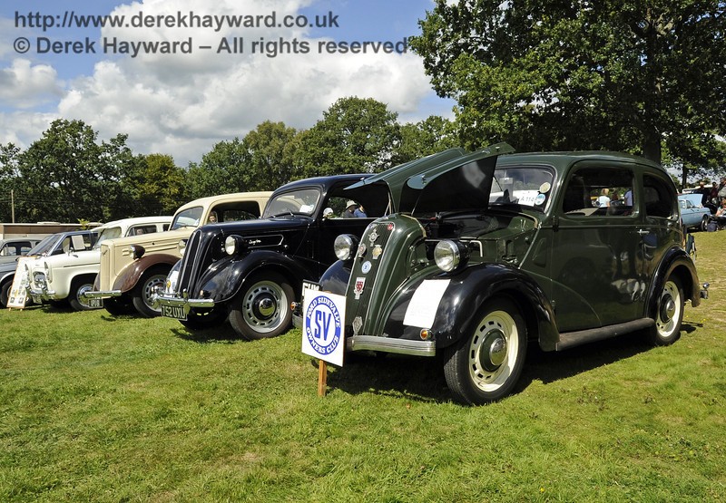 Vintage Cars HK 140811 2573 E