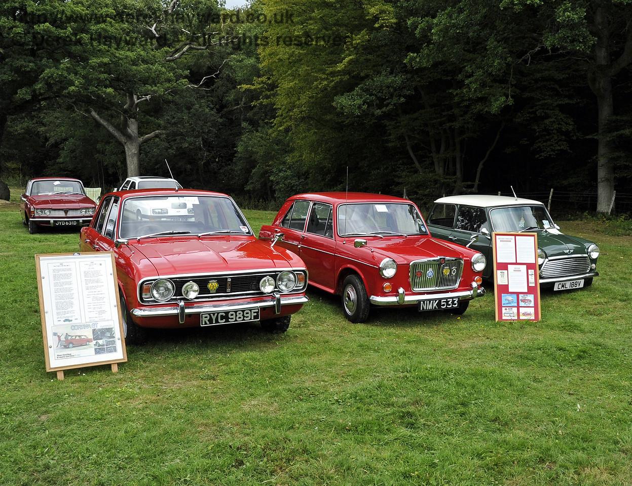 Vintage cars HK 130811 2456 E