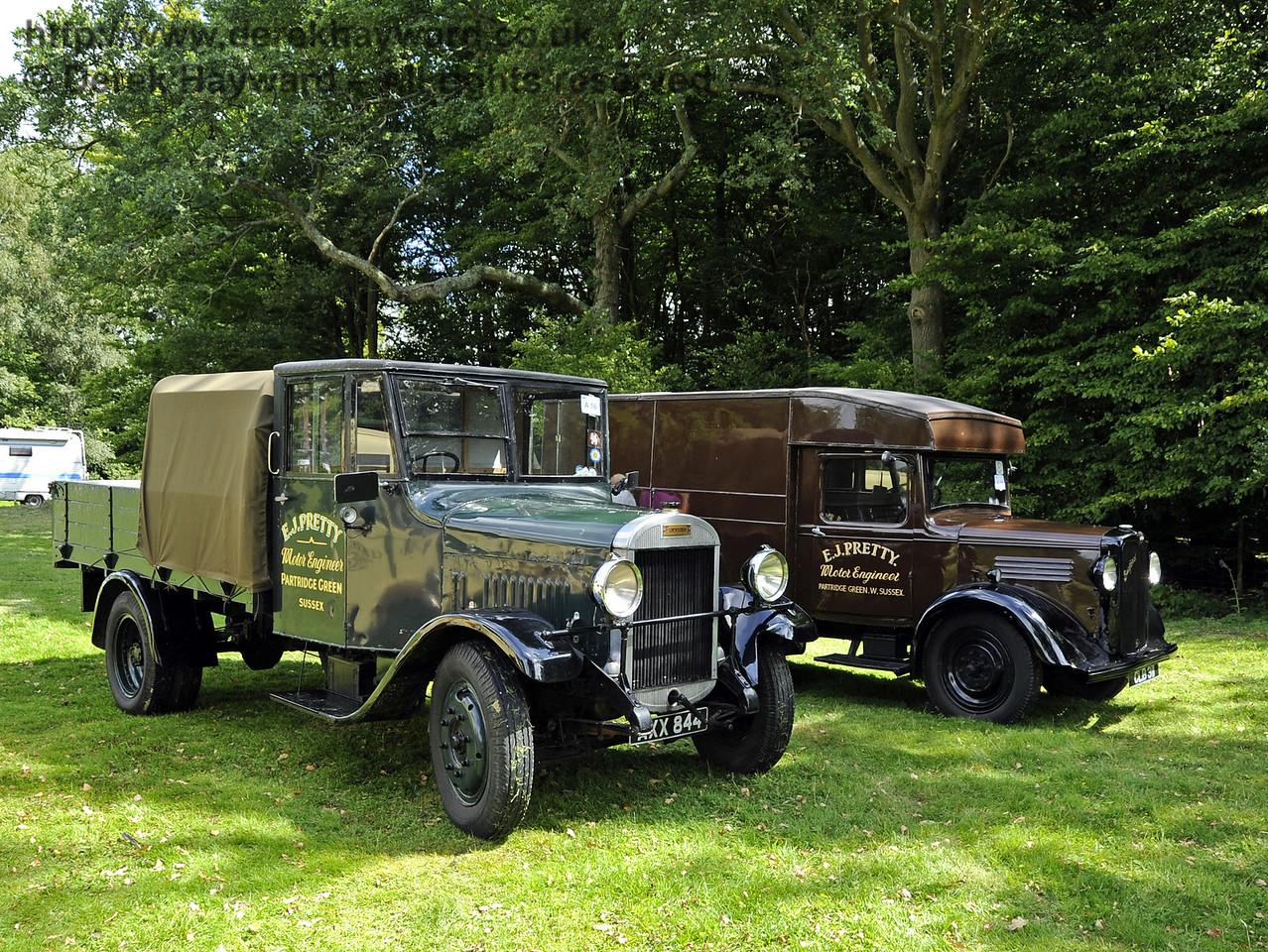 Vintage lorries 130811 2390 E