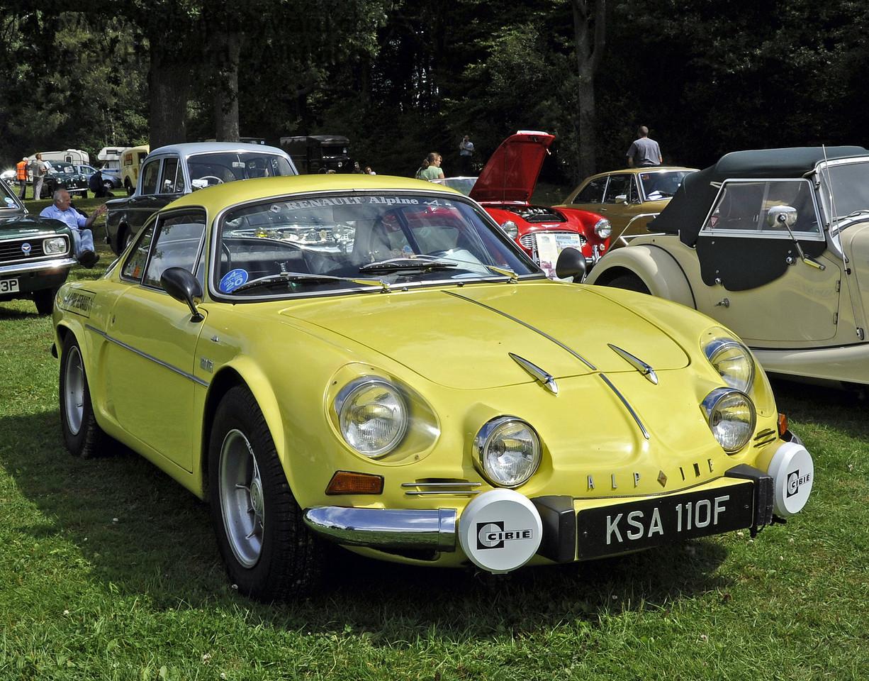 Renault Alpine 130811 2394 E