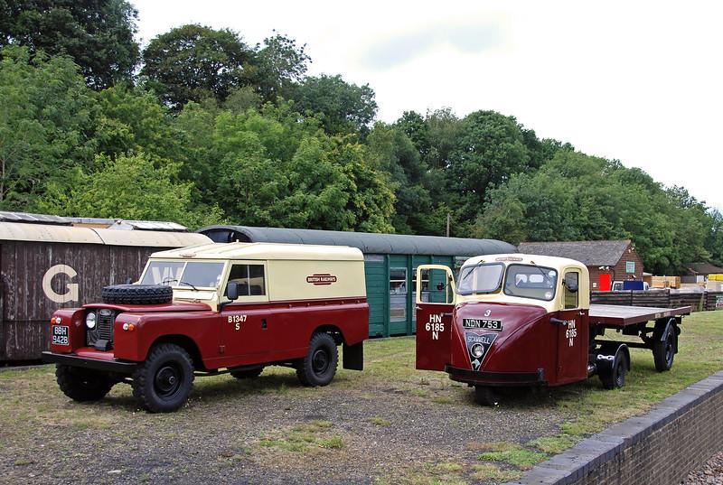 Vintage Transport Weekend, Kingscote, 12.08.2007