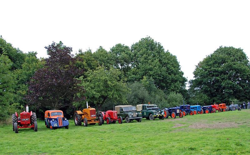 Vintage Transport Weekend, Horsted Keynes, 12.08.2007