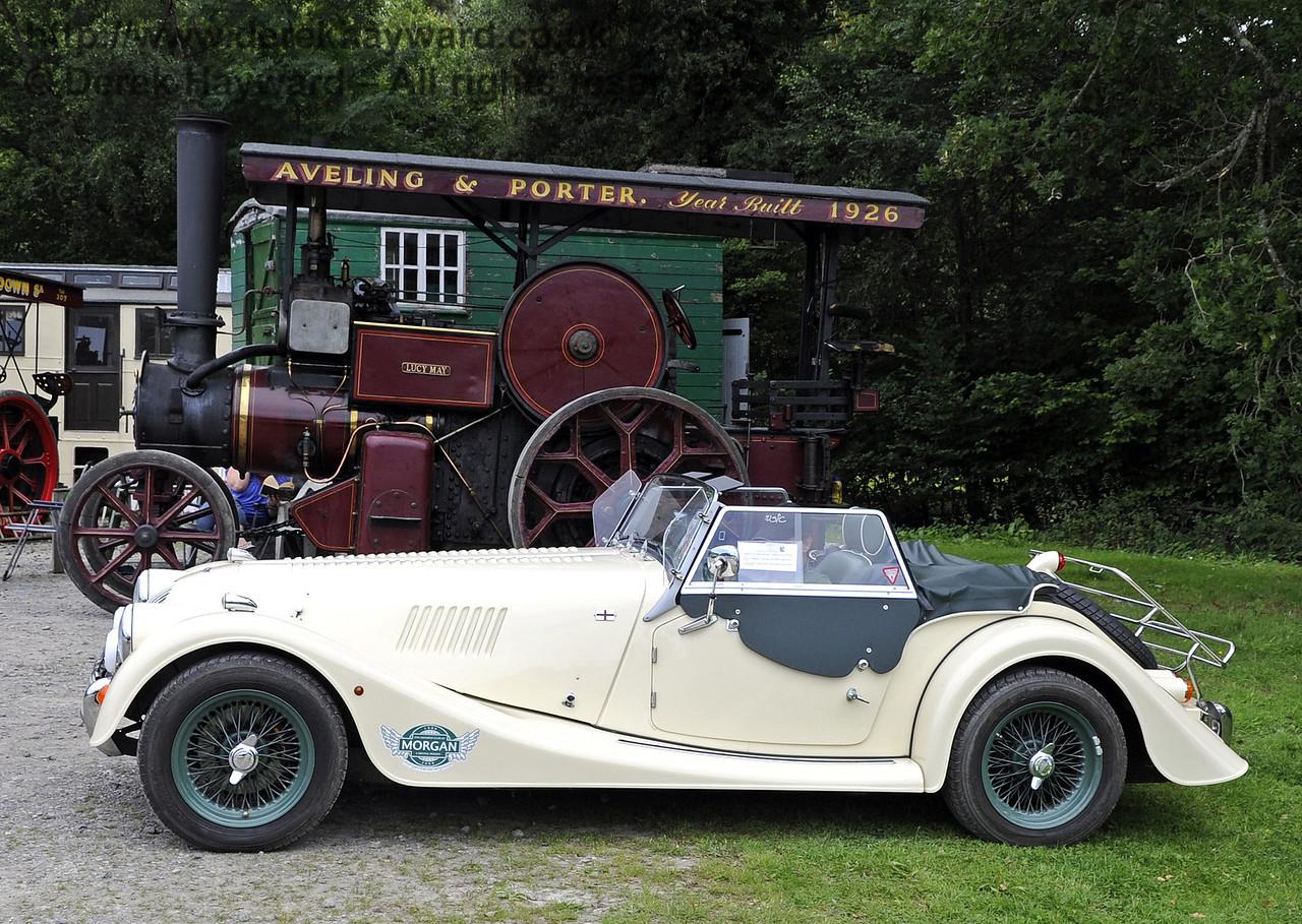 Bluebell Railway Vintage Transport Weekend, Horsted Keynes, 12.08.2012  5570