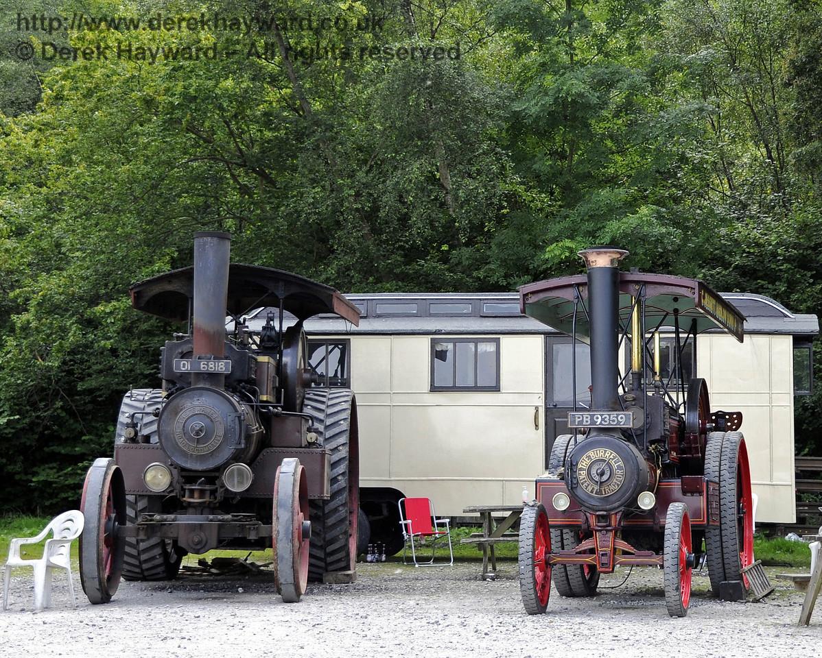 Bluebell Railway Vintage Transport Weekend, Horsted Keynes, 12.08.2012  5494
