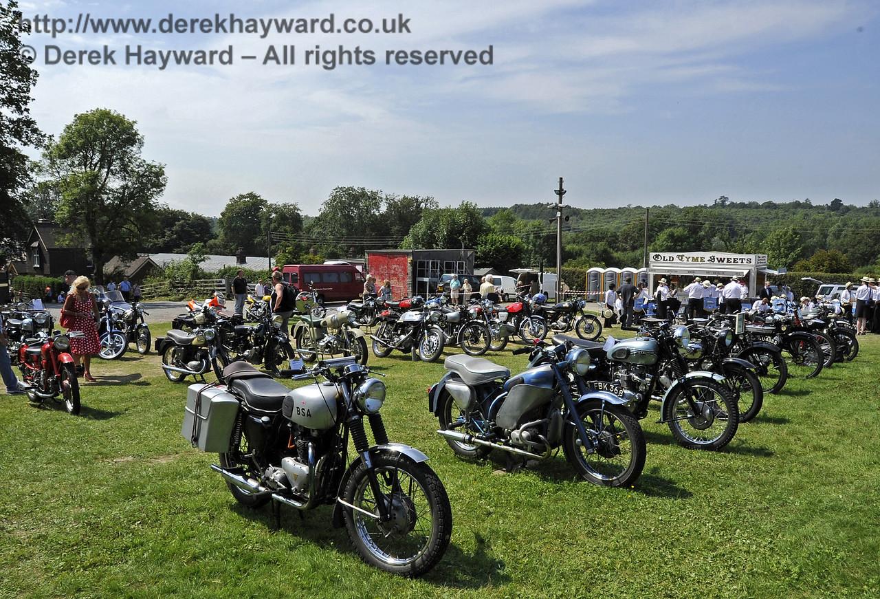 Bluebell Railway Vintage Transport Weekend, Horsted Keynes, 12.08.2012  5544