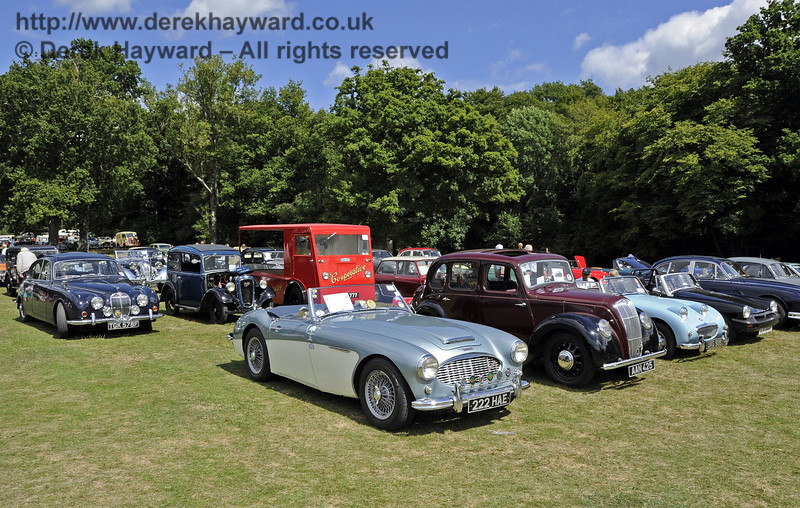Vintage Transport Weekend, Horsted Keynes, 10.08.2013  7746