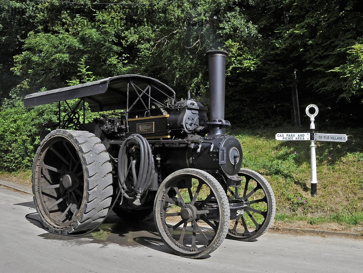 Vintage Transport Weekend, Horsted Keynes, 11.08.2013  7922