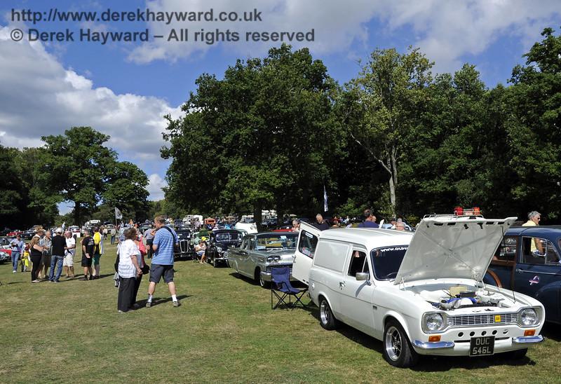 Vintage Transport Weekend, Horsted Keynes, 11.08.2013  7921