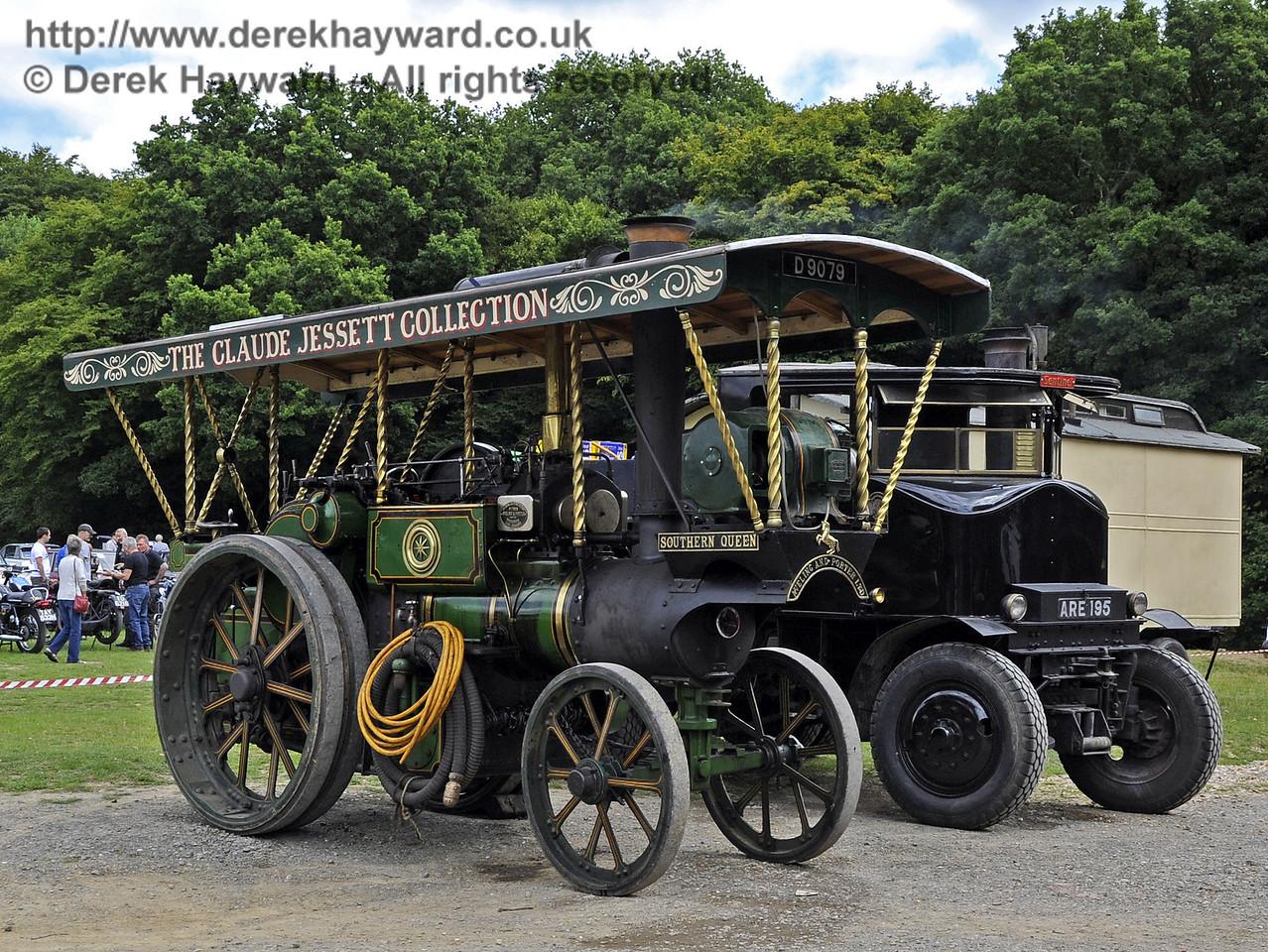 Vintage Transport Weekend, Horsted Keynes, 10.08.2013  7698
