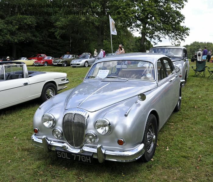 Vintage Transport Weekend, Horsted Keynes, 09.08.2014  11493