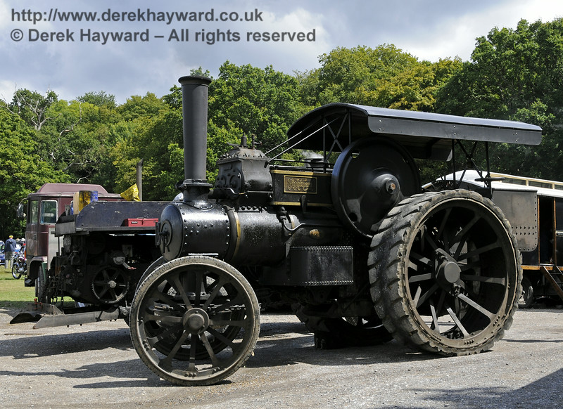 Vintage Transport Weekend, Horsted Keynes, 09.08.2014  11463