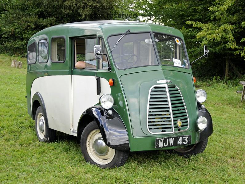 Vintage Transport Weekend, Horsted Keynes, 09.08.2014  11498