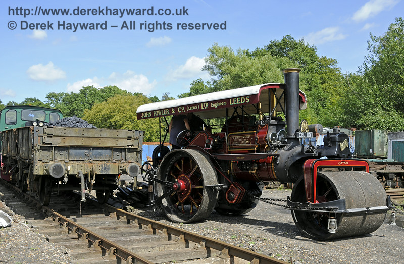 Vintage Transport Weekend, Horsted Keynes, 09.08.2014  11543