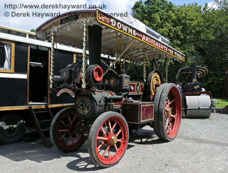 Vintage Transport Weekend, Horsted Keynes, 09.08.2014  11515