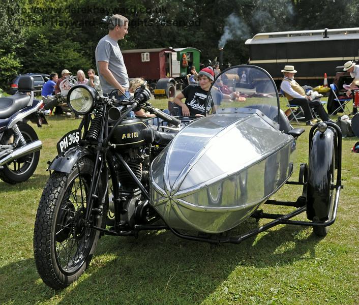 Vintage Transport Weekend, Horsted Keynes, 09.08.2014  11555