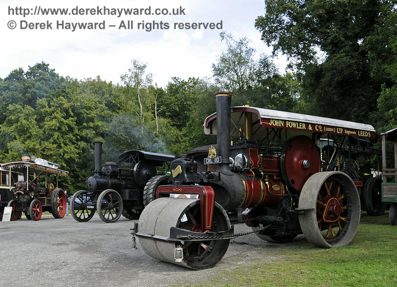 Vintage Transport Weekend, Horsted Keynes, 09.08.2014  11558