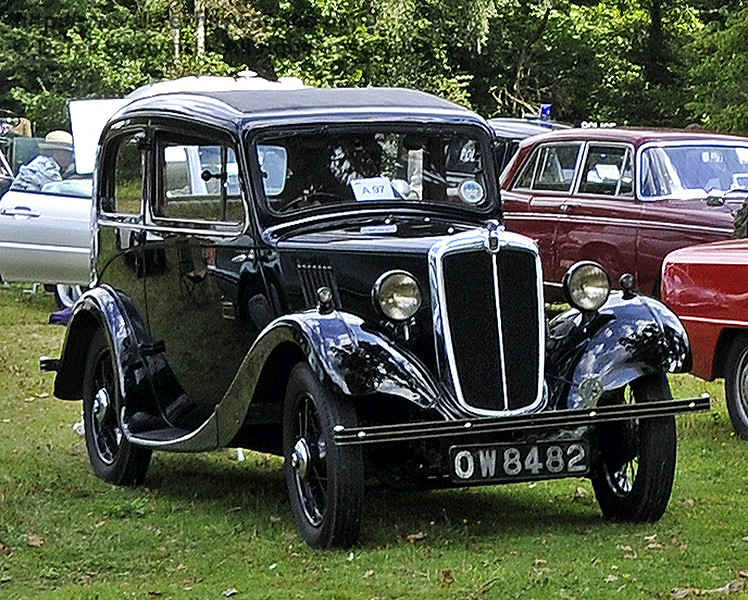 Vintage Transport Weekend, Horsted Keynes, 09.08.2014  11492/E2