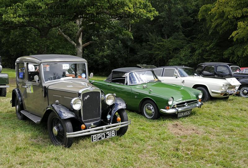 Vintage Transport Weekend, Horsted Keynes, 09.08.2014  11485