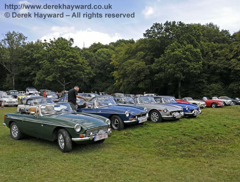 Vintage Transport Weekend, Horsted Keynes, 09.08.2014  11475