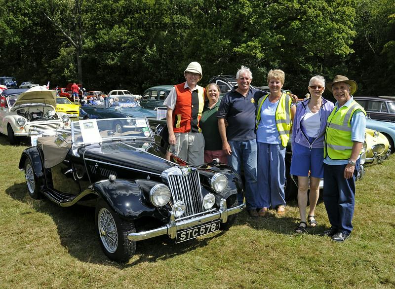 Vintage Transport Weekend, Horsted Keynes, 09.08.2014  11512